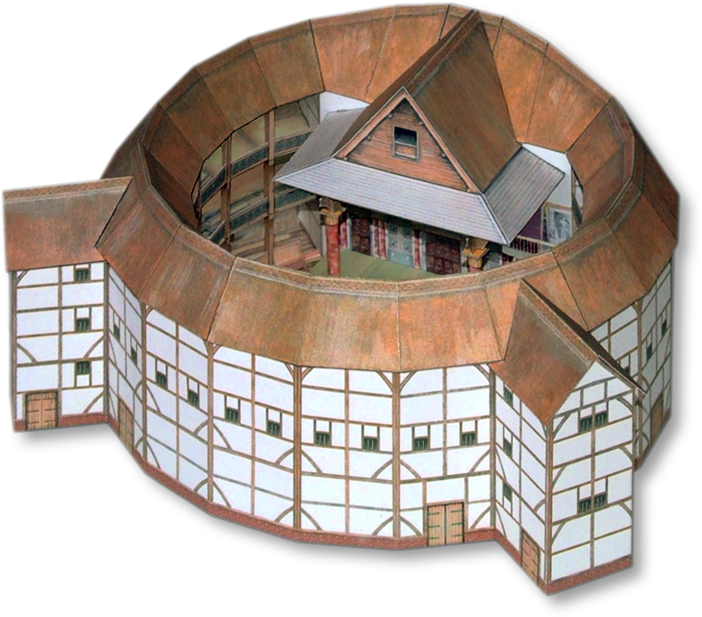 the popularity of the globe theater in william shakespeares time By the time he was 30, he moved to london to become an actor  and literature  shakespeare's globe  william shakespeare  his plays were performed in the .