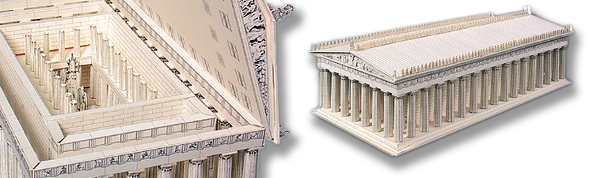 research paper on the parthenon